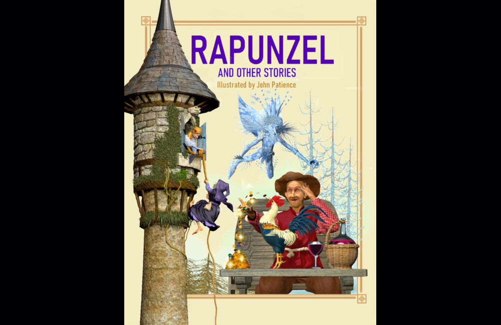 Cover of Rapunzel and other stories
