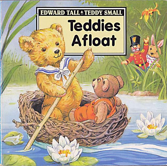 Teddies Afloat - cover