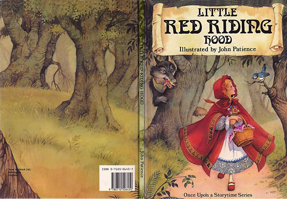 history of little red riding hood The classic story of little red riding-hood and the wolf, as told in early nineteenth century verses and illustrated in pen-and-ink and color.