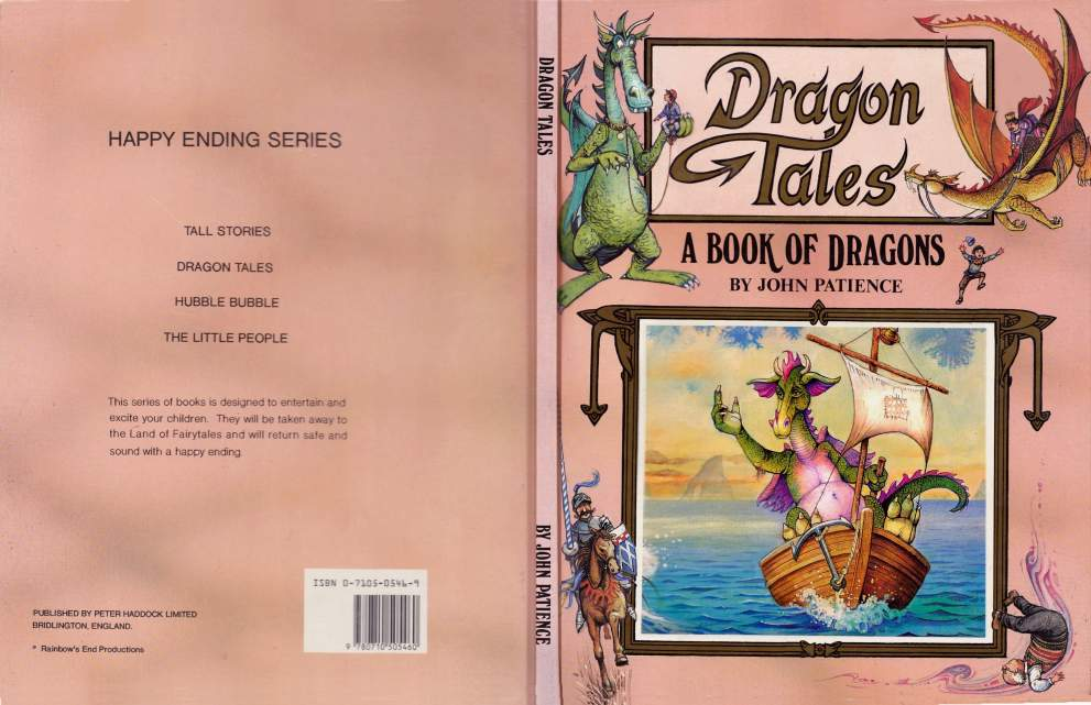 Dragon Tales - cover